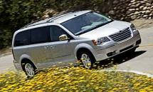 2008 Chrysler Town & Country Limited (742)