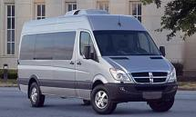 2009 Dodge Sprinter 2500 Wagon Passenger Van (772)