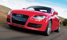 2010 Audi TTS 2.0 TFSI Quattro S-Tronic Coupe (815)