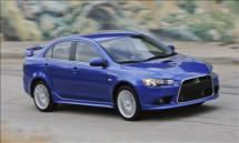 2011 Mitsubishi Lancer ES 4-door sedan