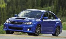 2011 Subaru WRX Sedan (861)