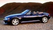 1998 BMW Z3 Roadster (Convertible) (181)