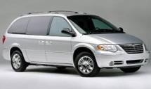 2005 Chrysler Town & Country Limited (568)