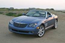 2005 Chrysler Limited Crossfire Convertible (512)