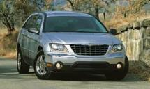 2004 Chrysler Pacifica SUV (480)