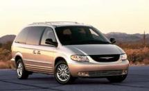 2002 Chrysler Town & Country eX (406)