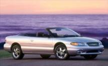 2000 Chrysler Sebring Convertible (286)