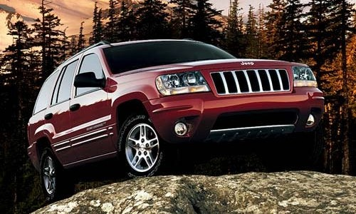 2004 Jeep Grand Cherokee Laredo 4WD (464)