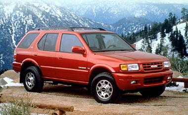 1998 Isuzu Rodeo (207)