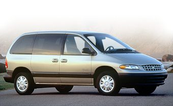 1999 Plymouth Grand Voyager Expresso (231)