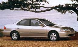 2000 Honda Accord 4-door EX-VL (280)