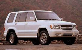 2000 Isuzu Trooper SUV (311)