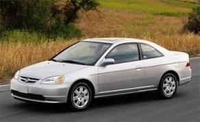 2001 Honda Civic EX (345)