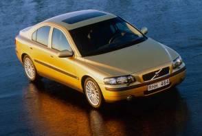 2001 Volvo S60 4-door sedan. (360)