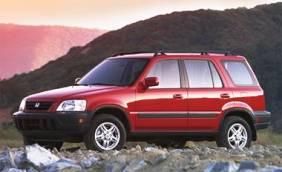 2002 Honda CRV (365)