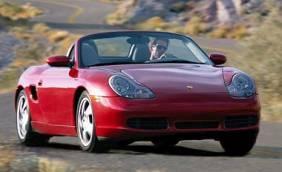 2002 Porsche Boxster S (400)
