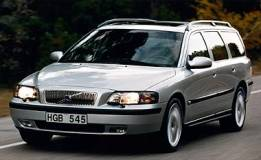 2002 Volvo V70 Station Wagon (405)