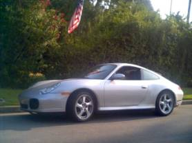 2002 Porsche Carrera 4S Coupe (407)