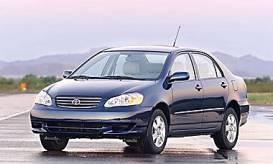 2003 Toyota Corolla LE (411)