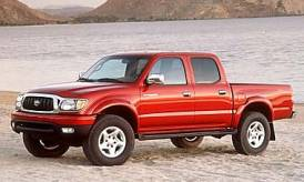 2003 Toyota Tacoma PreRunner 2-WD Double Cab (420)
