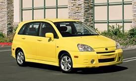 2003 Suzuki Aerio SX (432)