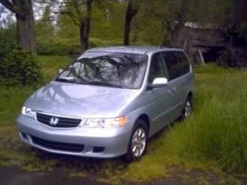 2003 Honda Odyssey EX (444)