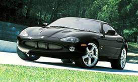 2003 Jaguar XKR Convertible (459)
