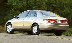 2003 Honda Accord EX Sedan (461)