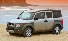 2004 Honda Element SUV (481)