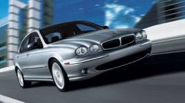 2004 Jaguar X-Type 4-Door Sedan (511)
