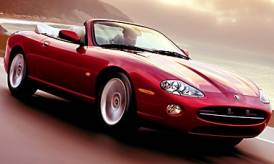 2005 Jaguar XK8 Convertible (531)