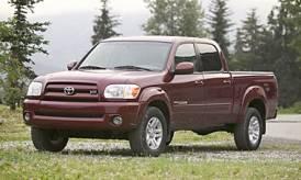 2005 Toyota Tundra Double Cab LTD 4X4 V8. (535)