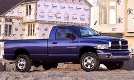 2005 Dodge Ram 2500 Power Wagon 4-wheel drive Pick up (549)