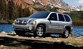 2006 Isuzu Ascender 2WD (579)