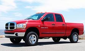 2006 Dodge Ram 3500 Laramie Mega Cab 2 WD Pickup (596)