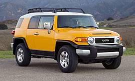 2007 Toyota FJ Cruiser Wagon (609)