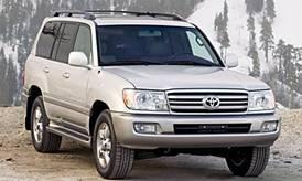 2007 Toyota Land Cruiser Wagon (610)
