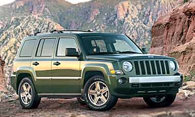 2007 Jeep Patriot 4X2 Sport (655)