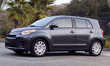 2008 Scion xD 5-door Wagon (662)