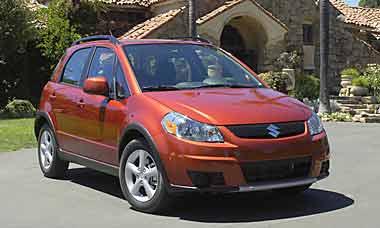 2008 Suzuki SX4 FWD (697)