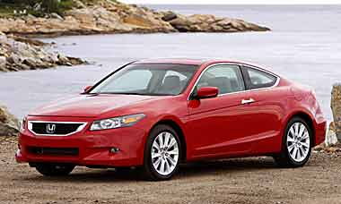2008 Honda Accord EXL (724)