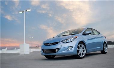 2011 Hyundai Elantra GLS (885)