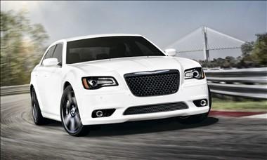 2011  Chrysler 300 Limited RWD (887)