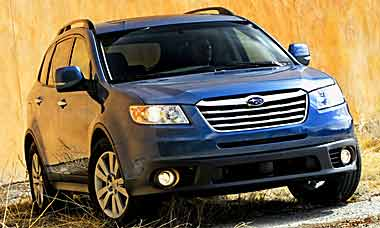 2012 Subaru Tribeca Limited AWD (902)