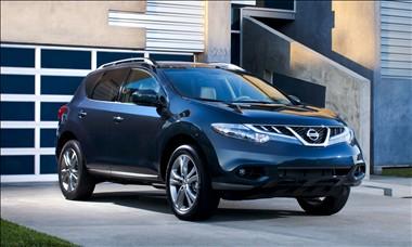 2012 Nissan Murano LE FWD SUV/Crossover. (915)
