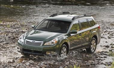 2012 Subaru Outback 2.5i Premium AWD SUV (917)