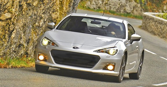 2013 Subaru BRZ 2-door Sports Car. (973)