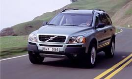 2004 Volvo XC90 AWD Sport Utility Vehicle (467)
