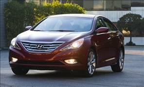2011 Hyundai Sonata SE 2.0T (864)