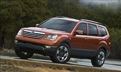 2009 Kia Borego EX 4-WD (741)